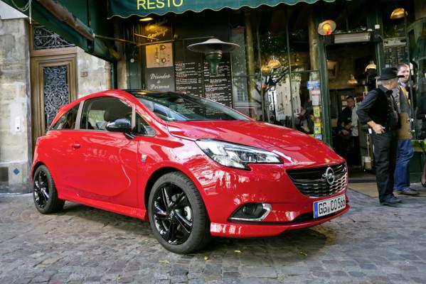 Paris 2014: Opel Corsa soll neue Standards setzen