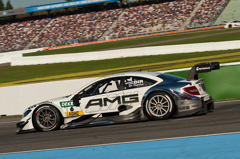 DTM Saisonfinale: Dreifachsieg für Audi