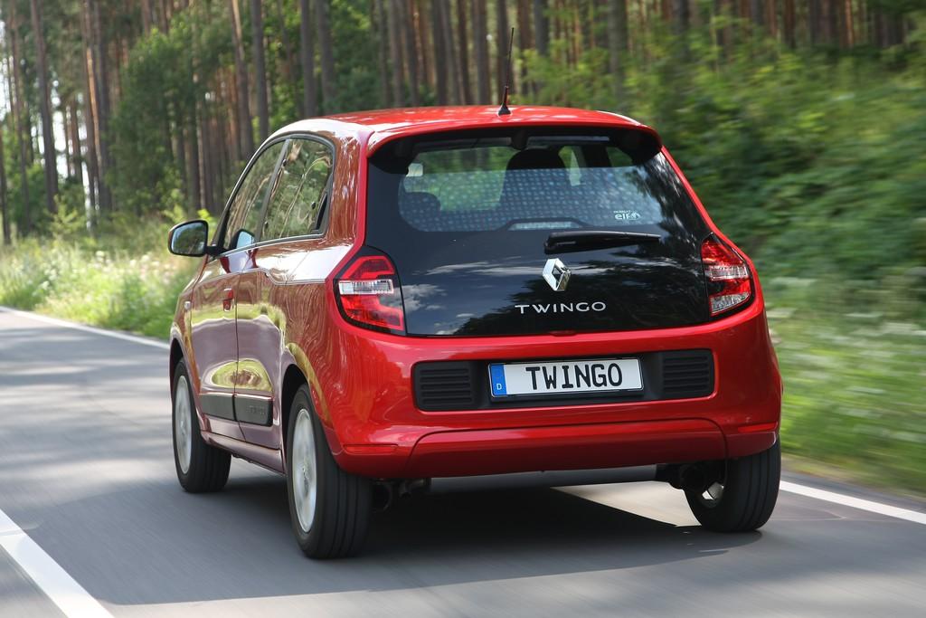 Erste Fahrt im neuen Renault Twingo: Vorwitzig und frech