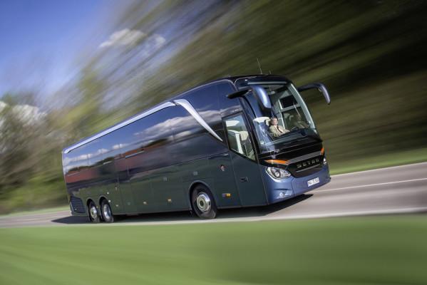 Mercedes-Benz und Setra auf der FIAA Madrid