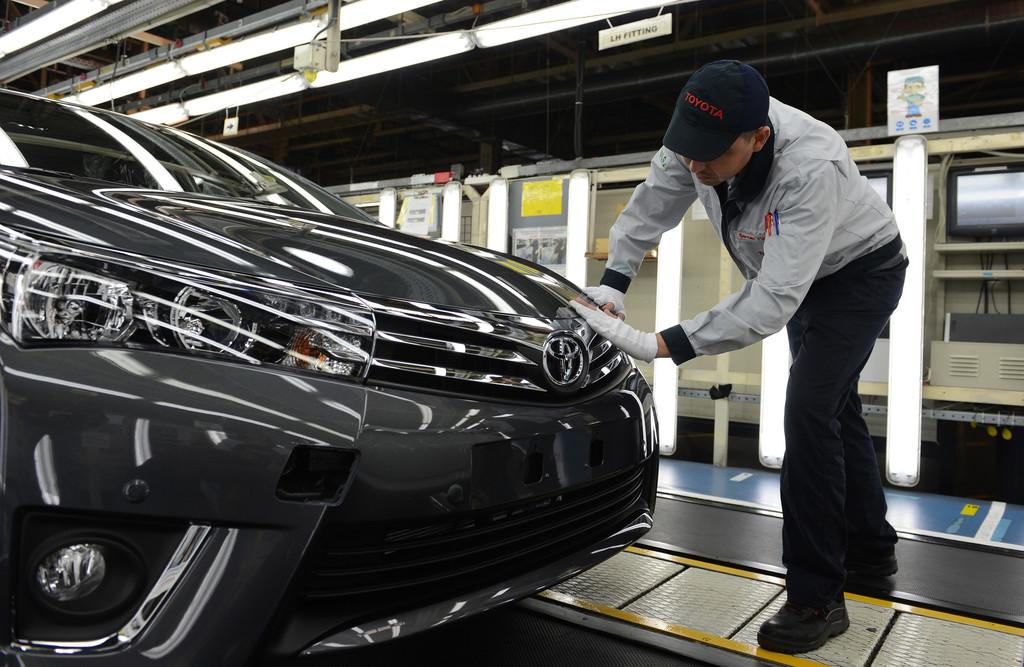 Seit 20 Jahren produziert Toyota in der Türkei