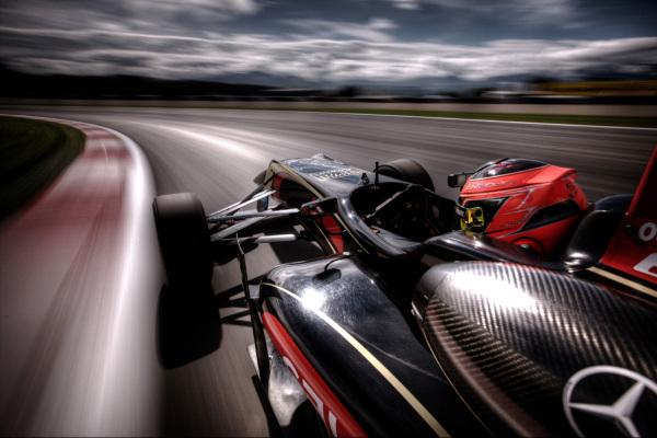 Mercedes-Sternstunden für Motorsport-Talente
