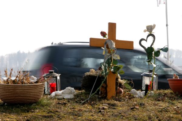 Unfall-Statistik: Schlechtes Wetter als Lebensretter