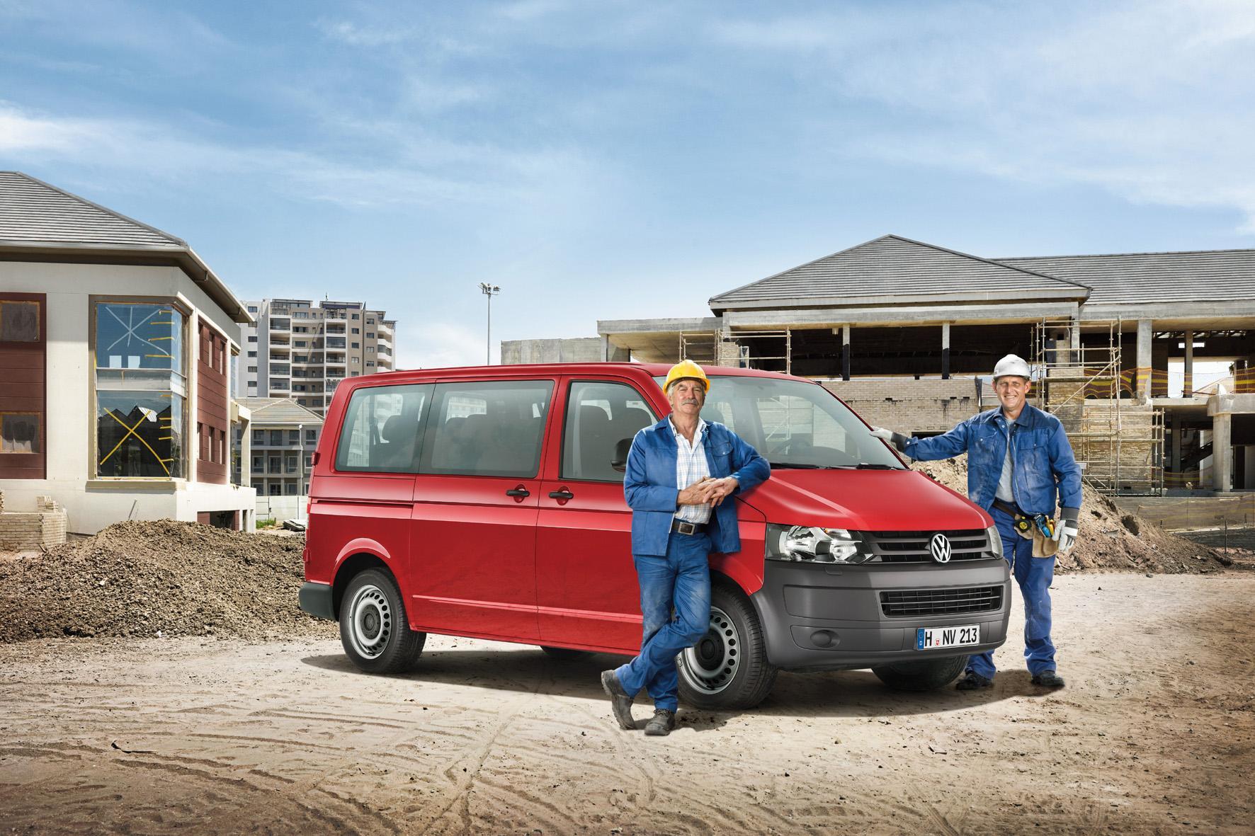 VW feiert seinen Bulli mit einem Sondermodell