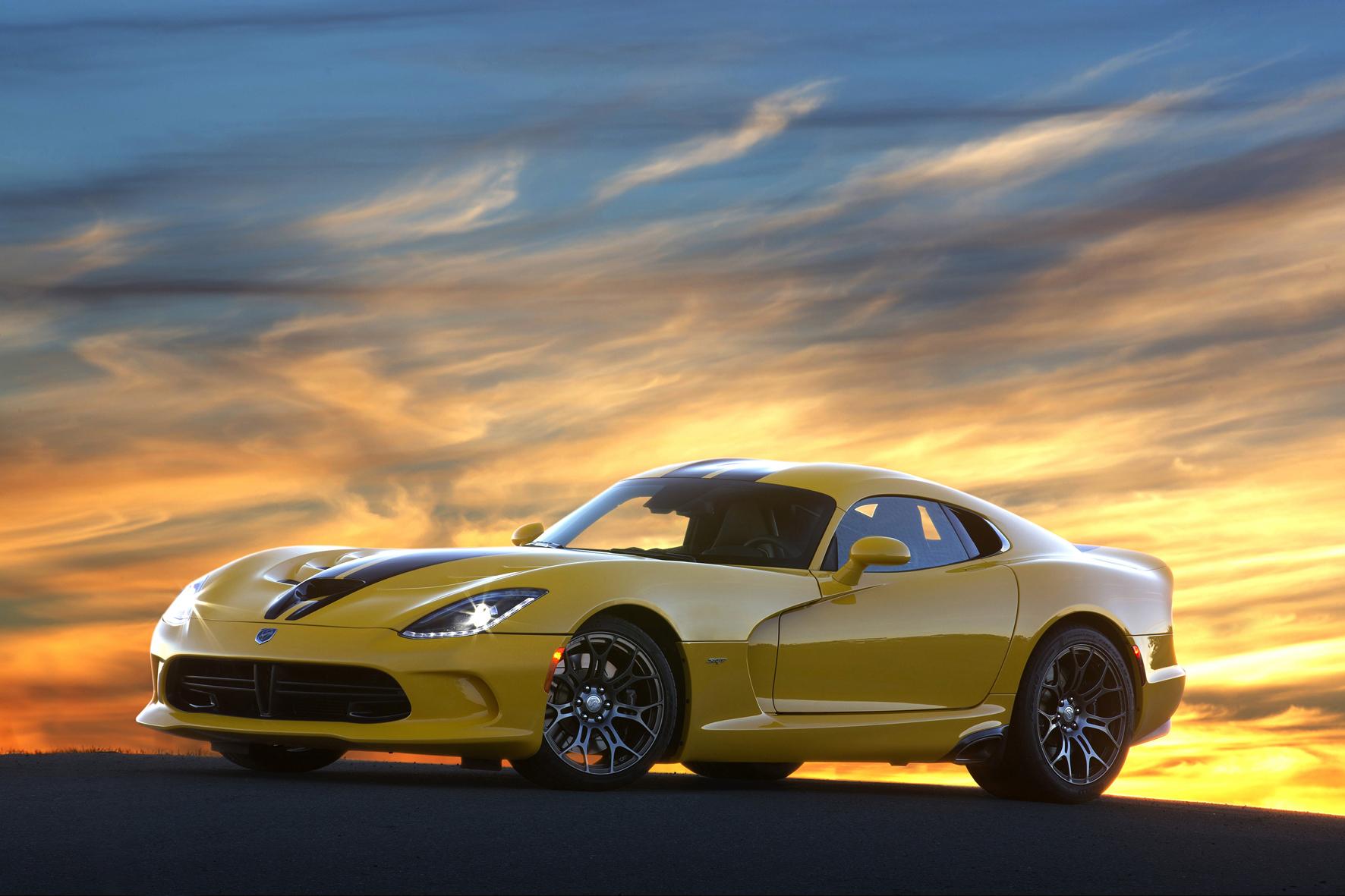 Airbag-Ärger: Rückruf für SRT Viper