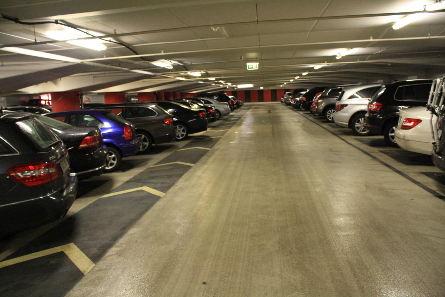 Hat die Parkplatzsuche bald ein Ende?