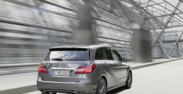 Mercedes-Benz B-Klasse: Komfort-Riese bei den Kompakten