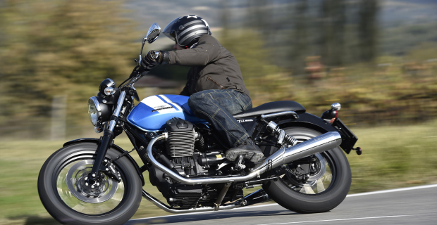 Moto Guzzi V7 II Special: Leichtfüßige Tradition