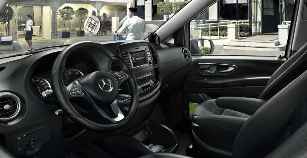 Mercedes Vito: Attacke auf den Marktführer
