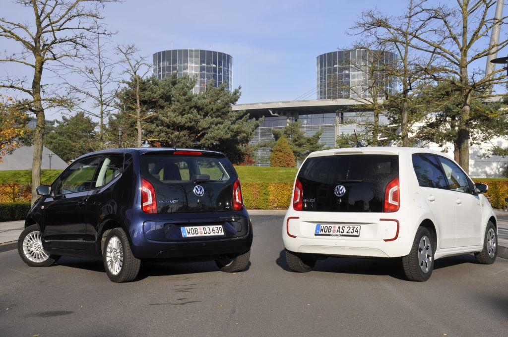 VW eco up – Wer viel fährt, spart