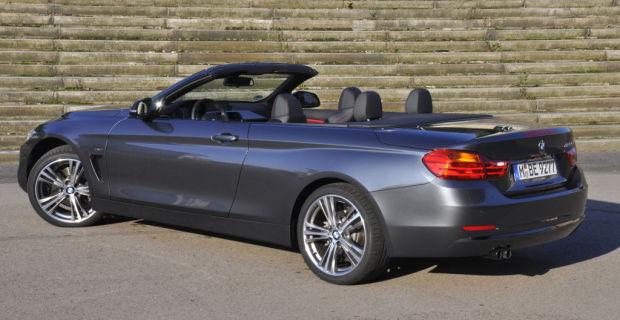Test BMW 4er Cabrio – Aus drei mach vier