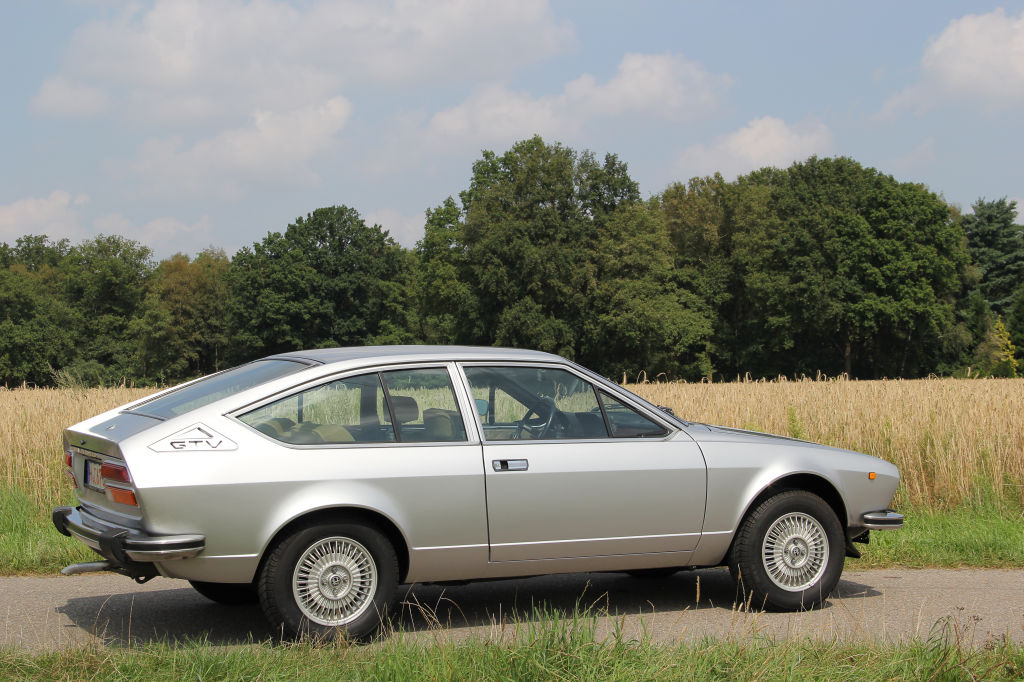 Kaufberatung Alfa Romeo Alfetta GT (V)