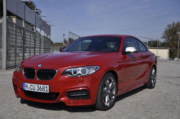 Test BMW M235i – Rückkehr des kleinen Monsters
