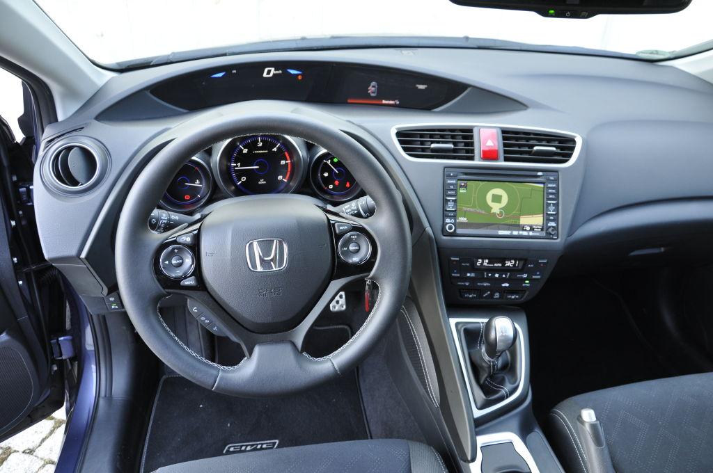 Test Honda Civic Tourer- Komplettes Gesamtpaket