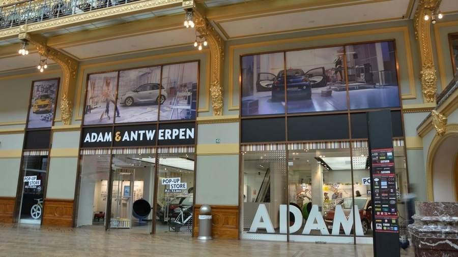 Opel Adam Store