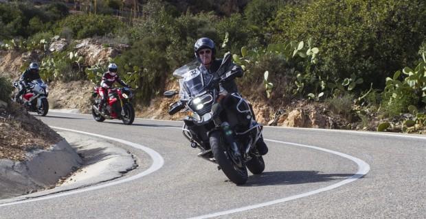 BMW ruft Biker nach Almeria