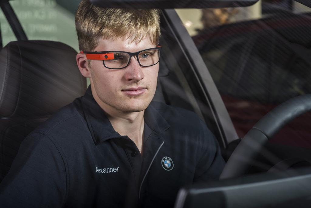 BMW erprobt Qualitätssicherung per Datenbrille