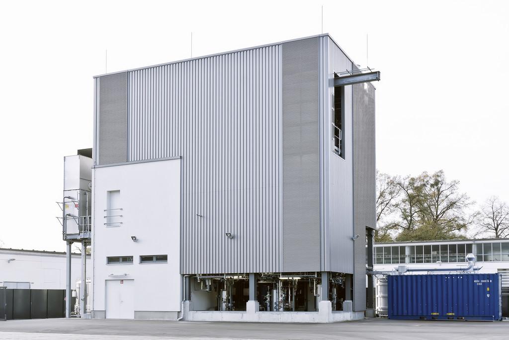 Audi stellt Diesel aus Luft, Wasser und Ökostrom her