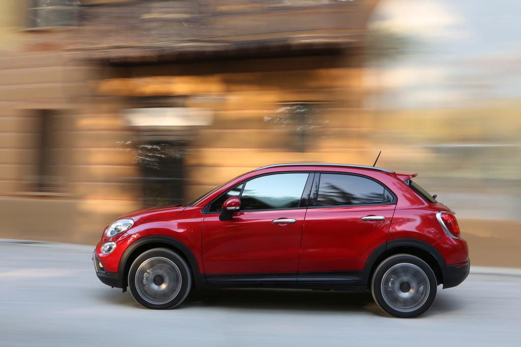 Erste Fahrt im Fiat 500X: Große Aufgaben für den neuen Crossover