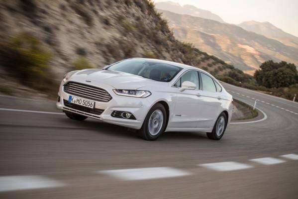 Ford Mondeo Hybrid: Produktion in Valencia läuft
