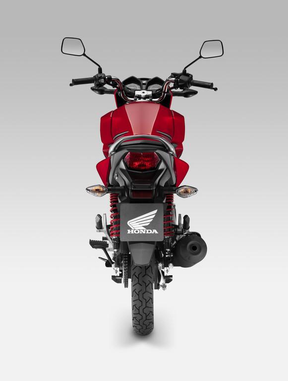 Neue 125er von Honda