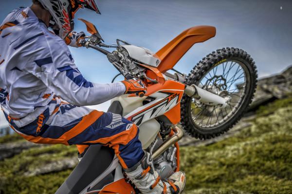 KTM ruft EXC Six Days zurück