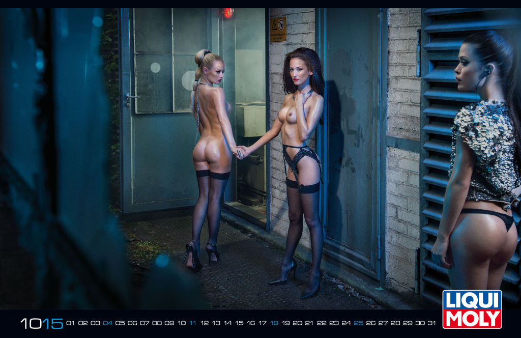 auto.de-Weihnachtsgewinnspiel: Liqui Moly Erotikkalender 2015