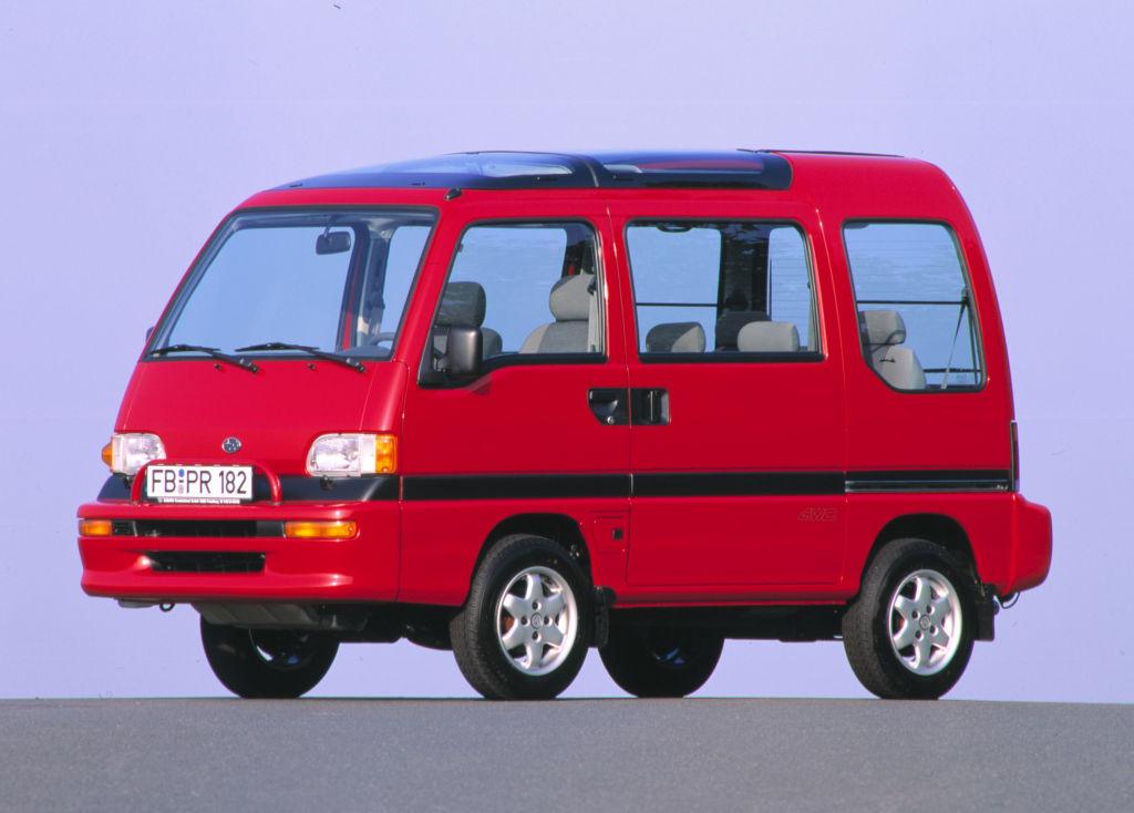 Libero 1.2 SDX SR, Modelljahr-1994