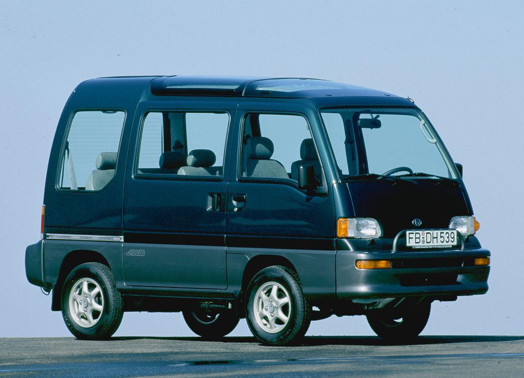 Libero 1.2 SDX SR, Modelljahr 1995