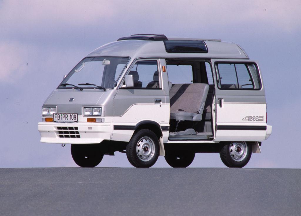 Libero E12 Spezial, Modelljahr 1992