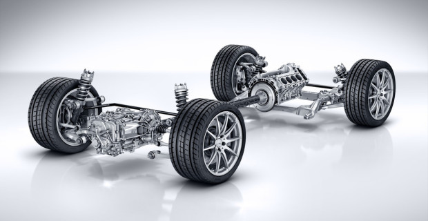 Mercedes-AMG GT im Technikcheck: Sportskanone beim Schützenfest