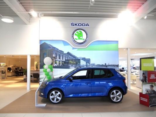 Skoda modernisiert den Auftritt seiner Händler