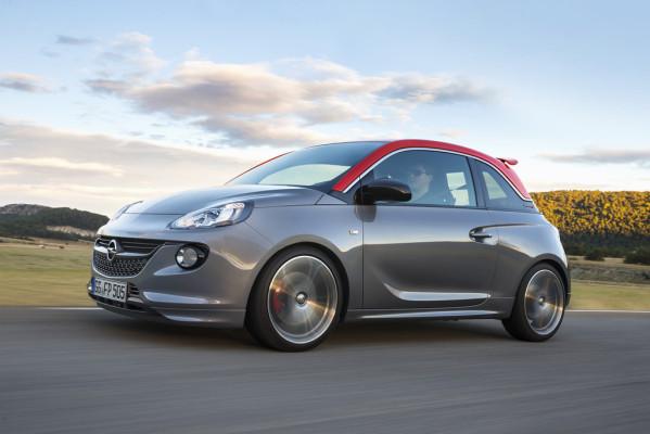 Opel Adam S legt bei 18.690 Euro los
