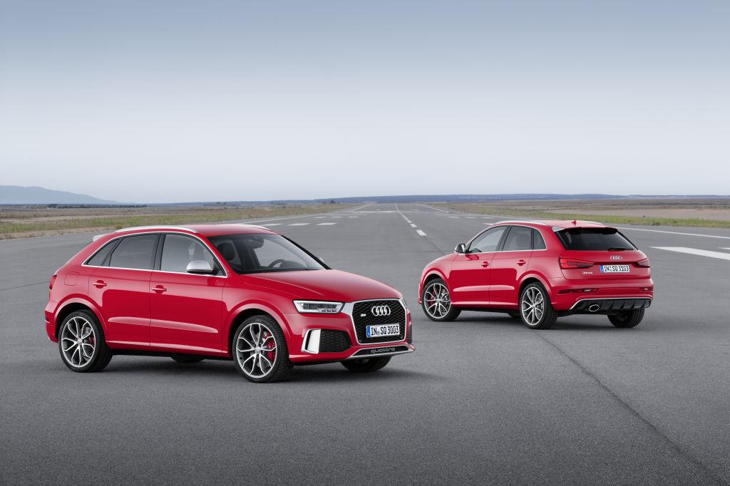 Test Audi RSQ3 - Der EnkeltrickTest Audi RSQ3 - Der Enkeltrick