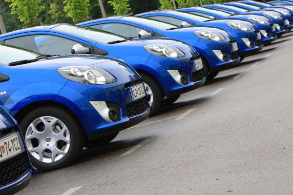 Deutscher Automarkt wächst.