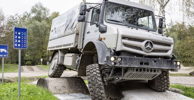 Mercedes-Benz Unimog: Frischzellenkur für das Urgestein