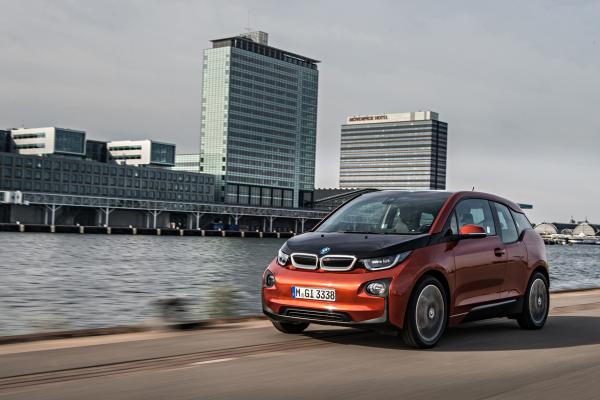 BMW schickt den i3 auf Deutschland-Tour
