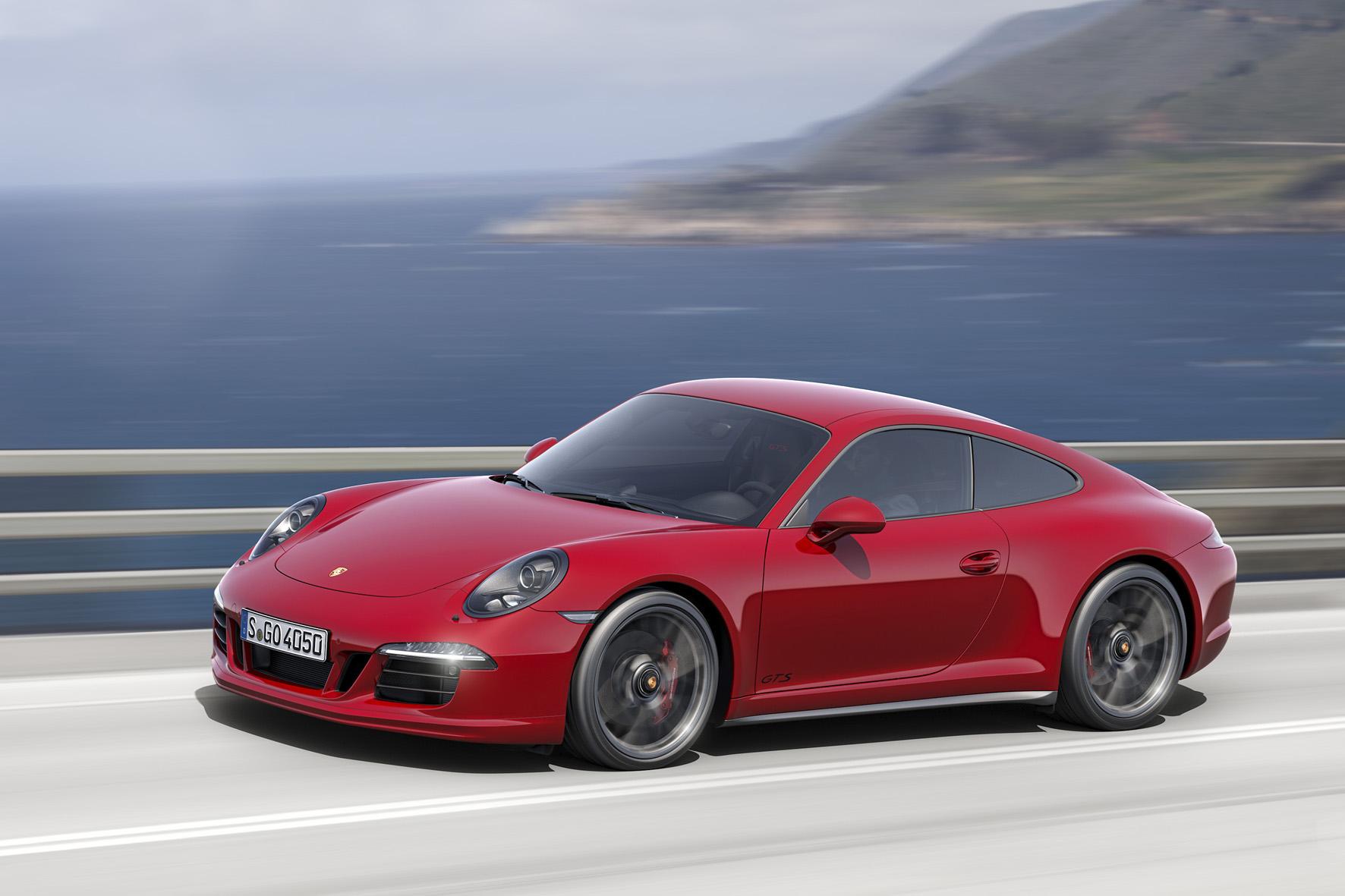 Porsche 911 Carrera GTS: der Edel-Elfer