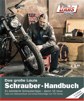 """""""Schrauber-Handbuch"""" von Louis"""