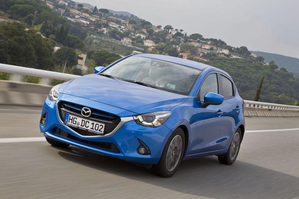 Ab 2015 wird auch eine Diesel-Version des Mazda 2 im Handel erhältlich sein.