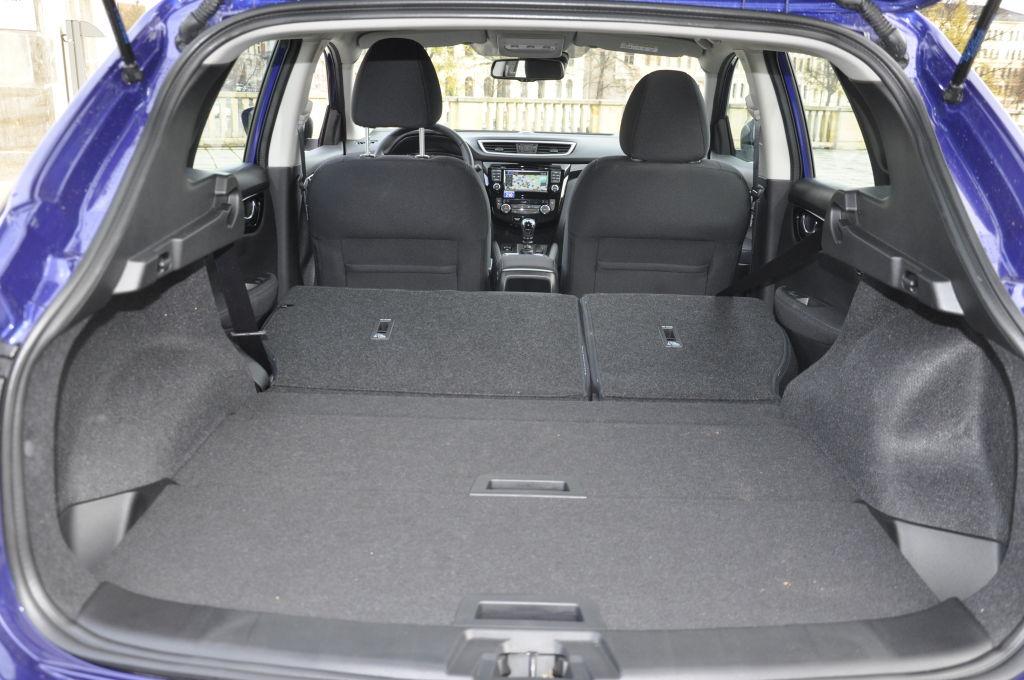 Test Nissan Qashqai 1.5 dCi - Neuer Generation, alte Tugenden
