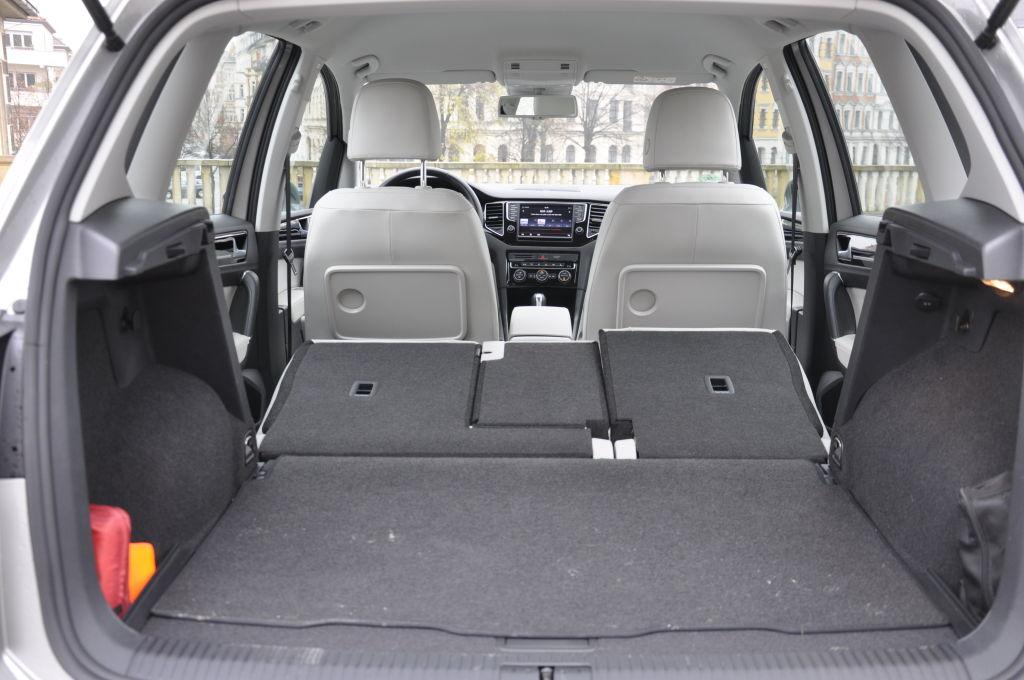 Test VW Golf Sportsvan – Der Golf SuperPlus