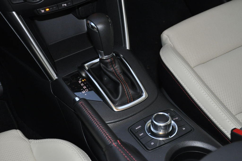 Test Mazda CX5 Skyactive-G 160 AWD - Schick aber durstig
