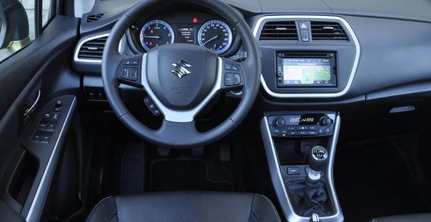 Test Suzuki SX4 S-Cross Allgrip - Ein echtes Allround Talent