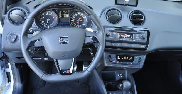 Test Seat Ibiza Cupra – Eine ehrliche Haut
