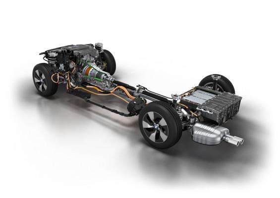 BMW bringt neue Generation von Plug-in-Hybrid Fahrzeugen