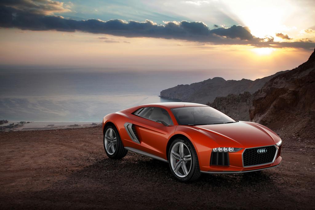 Audi-Studie Nanuk