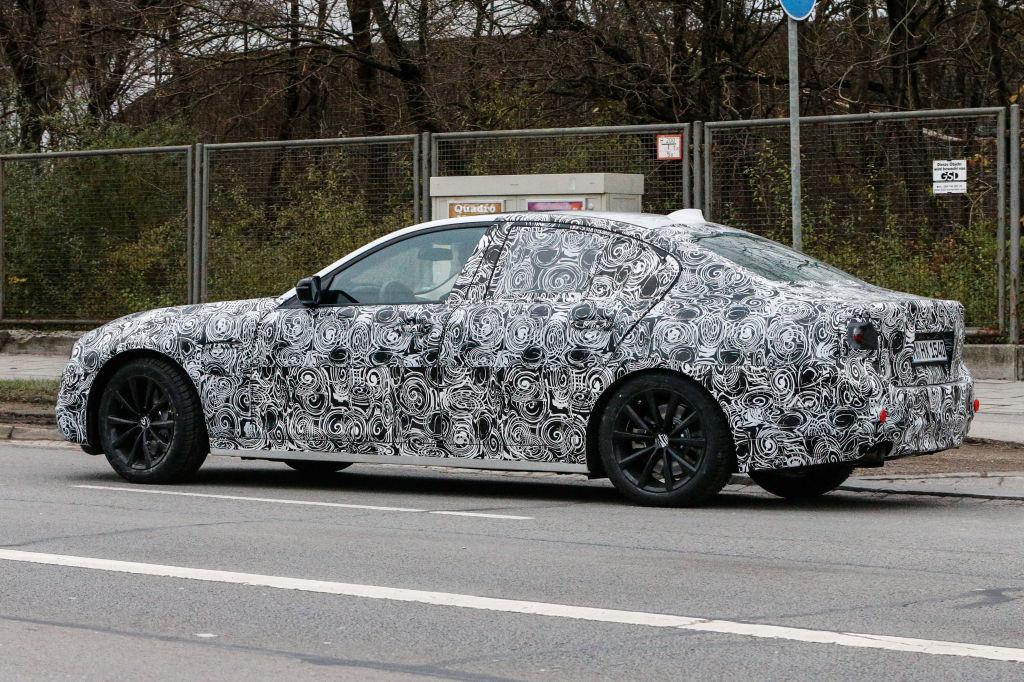 Erwischt: Erlkönig BMW 5er