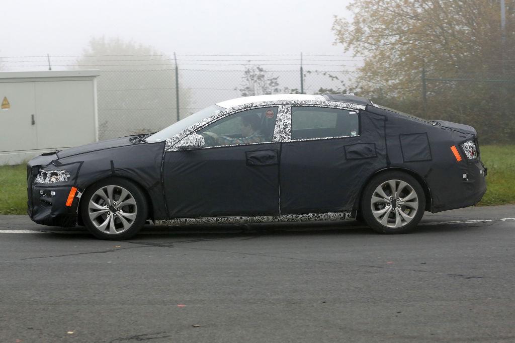 Erwischt: Erlkönig Chevrolet Malibu