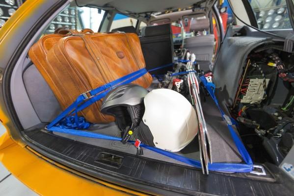 Ratgeber: Skigepäck sicher verstauen